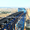 Abflussrinne Belt Conveyor für Mining
