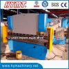 Hydraulische verbiegende Maschine der Stahlplatte WC67Y-100X3200/Metallfaltende Maschine