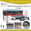Máquina cortando Rotatory automática, máquina cortando giratória da alimentação de Sun