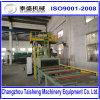 Через тип стальной лист Shotblasting машина взрыва съемки машины/стальной плиты сделанная в Китае