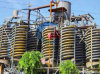 Macchina d'estrazione del separatore del bicromato di potassio di alta qualità, scivolo di spirali girante per la miniera del bicromato di potassio dello Zimbabwe