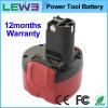 батарея електричюеского инструмента 9.6V Ni-MH для Bosch Bat048