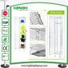 Zink-Fach-Maschendraht-einzelne Tür-Schließfächer
