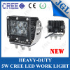4X4 luz de trabajo auto del CREE LED de la iluminación del punto del vehículo 30W