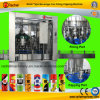 Жидкостная машина запечатывания чонсервной банкы напитка автоматическая заполняя