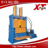 Carro Tire Baler Machine com CE Certification