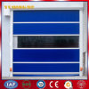 Puerta rápida de la persiana enrrollable del sitio limpio del PVC (YQRD0036)