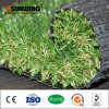 Sintético al aire libre de la decoración que ajardina la hierba artificial