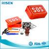 Caixa quente da ferramenta SOS da sobrevivência do atacadista da venda para caminhar