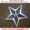 Luz multi blanca de la decoración del color LED