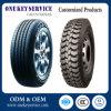 Neumático del pasajero, neumático de la polimerización en cadena, neumático radial del coche, neumático del coche,