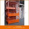 Gummireifen-Lager-Stahlrohr-Reifen-Speicher-Zahnstange