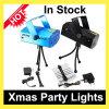 De Verlichting van DJ van de mooie LEIDENE Rg van het Stadium van de Laser van de Ster van de Hemel Lichte Partij van Kerstmis