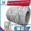 Bobine d'acciaio galvanizzate preverniciate dell'acciaio del marmo PPGI