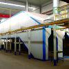 Máquina de revestimento e de pulverização para produtos do metal e do alumínio