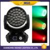 L'indicatore luminoso capo mobile DJ della lavata di Robin 600 LED si illumina