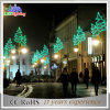 New Popular LED Project Motif Christmas Street Decoração Outdoor Light