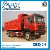 아주 새로운 Shacman 6X6 Dump Truck 40t