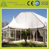 屋外アルミニウムヘリンボン大きいパフォーマンス党イベントのガラス壁のテント