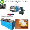 Máquina facial V-Doblada automática de la fabricación de papel