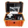 Aus optischen Fasern Schmelzverfahrens-FilmklebepresseFTTH Special-Werkzeugkasten