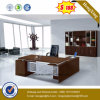 Het houten Bureau van Exeuctive van het Comité van het Metaal van het Kantoormeubilair Zilveren (Hx-DS207)