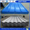 Различная форменный крыша рифленого листа стального листа стали цвета как лист крыши для светлой стальной структуры