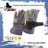 Gants industriels de travail de cuir de meubles de sûreté de peau de vache