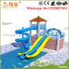 Combinación de la diapositiva de agua del vidrio de fibra del parque del agua de la alta calidad para la venta