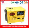6kw het elektrische Diesel van het Begin stille Type van Generator