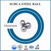 Esfera de aluminio del aluminio 6061 de las bolas 60m m