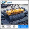 Прямоугольная поднимаясь индустрия магнита для высокотемпературной стали свертывает спиралью MW19-34072L/2