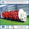 Máquina de encalhamento, fio e maquinaria planetários da fabricação de cabos