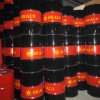 Huile de turbine P & O antioxydante Skaln pour turbine à gaz industrielle centrifuge