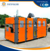 Máquina automática/equipo del moldeo por insuflación de aire comprimido del agua de botella del animal doméstico