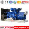 Open Diesel die van het Type 7kw Draagbare Generator door Perkins Engine wordt aangedreven