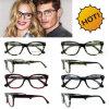 De met de hand gemaakte Frames van Eyewear van het Ontwerp van Eyewear Italië van de Acetaat In het groot Optische
