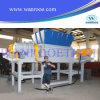 Machine en plastique de défibreur de double arbre