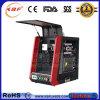 Macchina Closed della marcatura del laser della macchina per incidere del laser della fibra 20W del metallo portatile