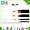 Televisión cable de alimentación ignífugo de 50ohm RF telecomunicación CATV 1-1/4