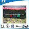 Zusätzlicher Beutel unter Trampoline mit Sicherheitsnetz