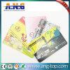 Стандартная карточка Cr80 RFID безконтактная MIFARE с панелью подписи