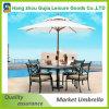 Stahlpole  Gartenim freiensun-Markt-Sonnenschirm-Regenschirm