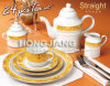 Porzellan 24pcs Tea Set (66208#)