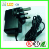 Plug BRITÁNICO 12V/24V 36W LED Switching Adaptor