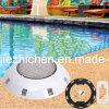 Indicatore luminoso subacqueo della piscina LED della fibra