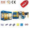 ブロック機械、煉瓦機械、機械(QT10-15)を作るブロック