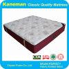 Colchón de resorte empaquetado al vacío de lujo (