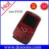 Миниый мобильный телефон F8520 TV