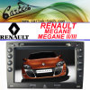 Reproductor de DVD especial del coche de Renault Megane